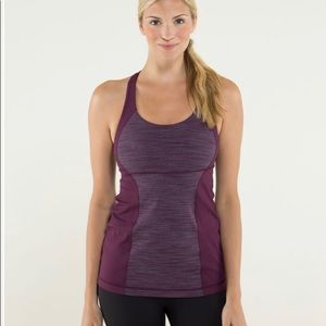 Lululemon | Energy Wee Are From Space Purple Tank